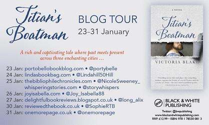 Titians Boatman tour poster