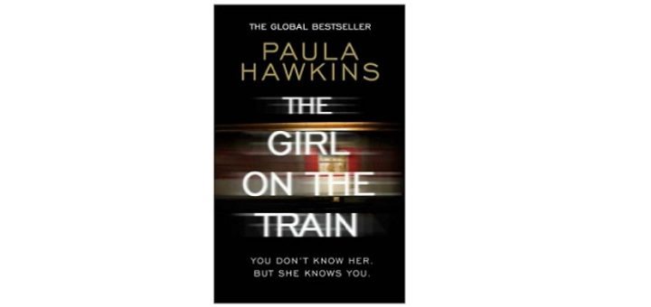 Feature Image - The Girl on the Train by Paula Hawkins