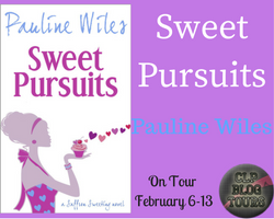 Sweet Pursuits tour poster