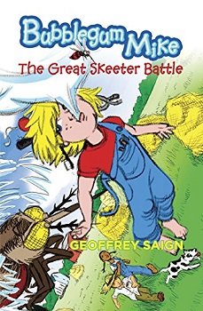 The Great Skeeter Battle by Geoffrey Saign