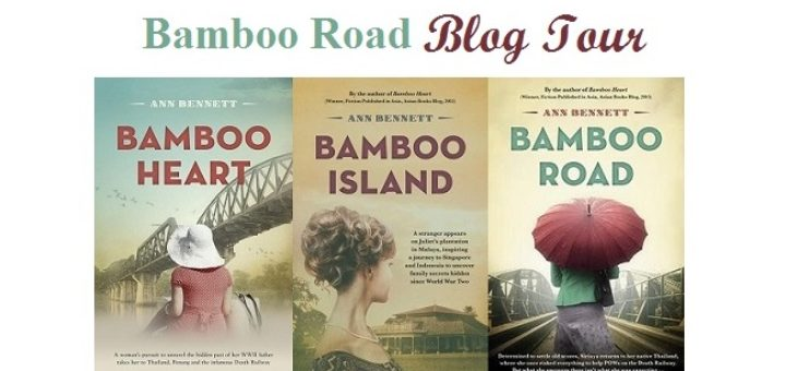 Feature Image 1 - Bamboo trilogy by Ann Bennett