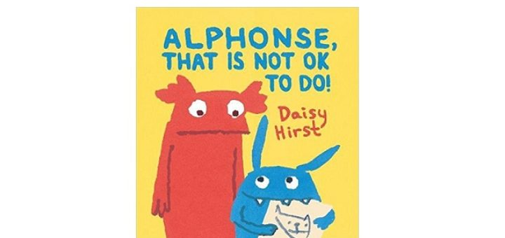 Feature Image - Alphonse that is not okay to do by Daisy Hirst