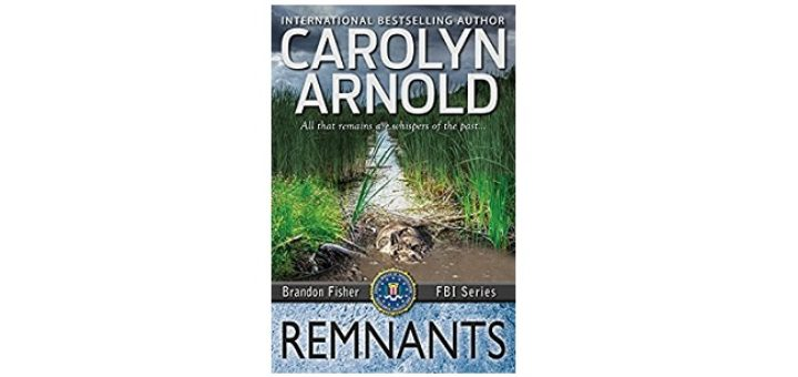 Feature Image - Remnants by Carolyn Arnold