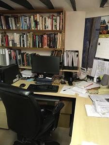Where Mike writes