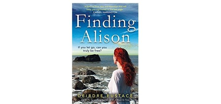 Feature Image - Finding Alison by Deidre Eustace