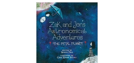 Feature Image - Zak and Jens Astronomical adventures by Natalie page