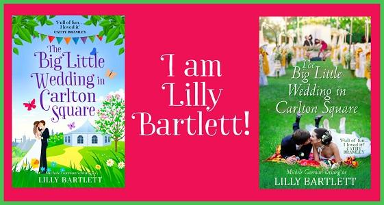 I am lilly Bartlett poster