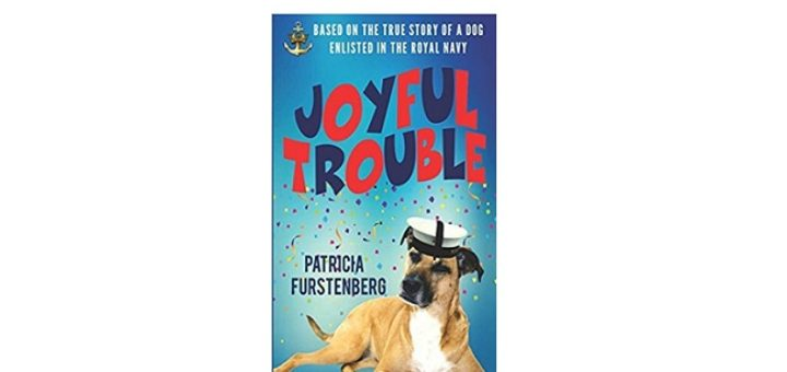 Feature Image - Joyful Trouble by Patricia Furstenberg