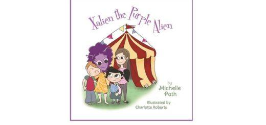Feature Image - Xalien the purple alien by Michelle Path
