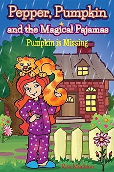 Pepper Pumpkin and the Magical Pajamas by Rita Madison