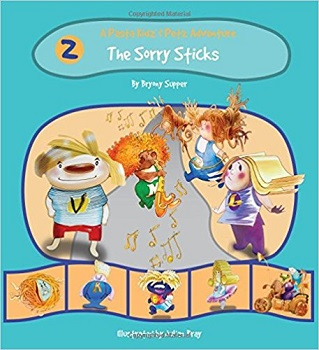 The Sorry Sticks by Bryony Supper