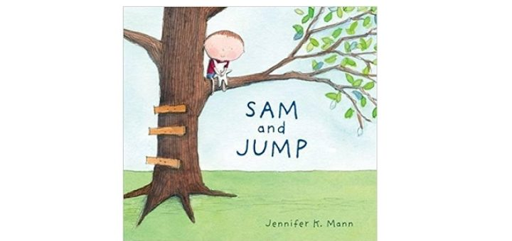 Feature Image - Sam and Jump by Jennifer K Mann