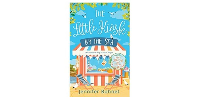 Feature Image - The Little Kiosk by the Sea by Jennifer Bohnet
