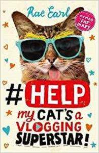Help my cats a vlogging superstar by Rae Earl