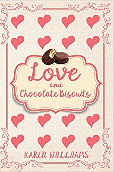 Love and chocolate biscuits by karen williams