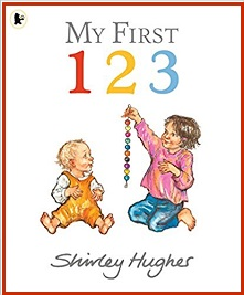 My First 123 by Shirley Hughes