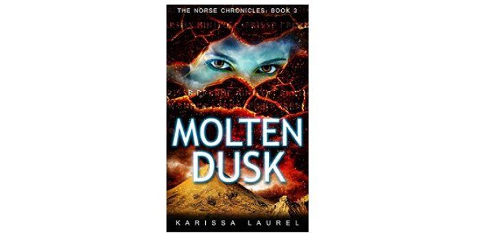 Feature Image - Molten Dusk by Karissa Laurel