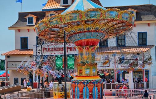 Galverston Pleasure Pier