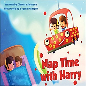 Nap Time With Harry by Claressa Swensen