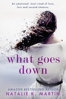 What Goes Down Book Cover