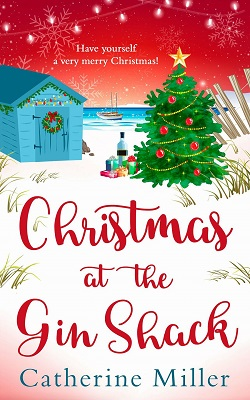 Christmas at the Gin Shack Cover