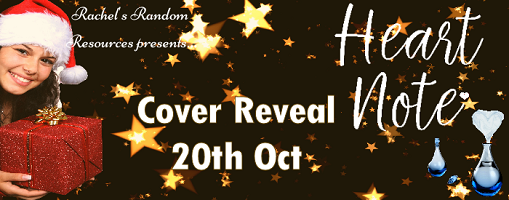 Heart Note - Cover Reveal Banner
