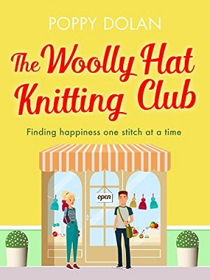 The Woolly Hat Knitting Club by Poppy Dolan