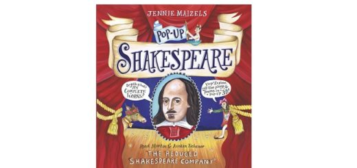 Feature Image - Pop up Shakespeare by Jennie Maizels