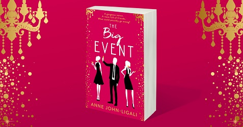 Ligali The Big Event poster