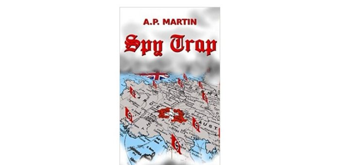 Feature Image - Spy Trap by A P Martin