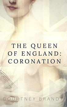 The Queen of England by Courtney Brandt