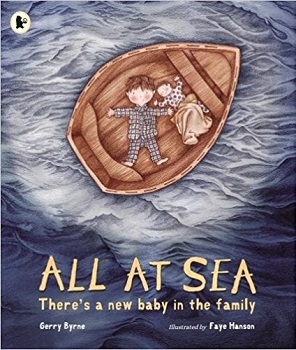 All at Sea by Gerry Bryne