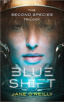 Blue Shift by Jane O'reilly