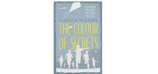 Feature Image - The Colour of Secrets by Vanessa Wiggins