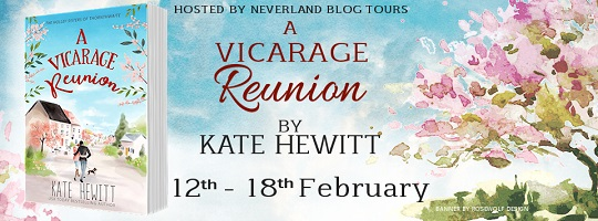 A Vicarage Reunion banner