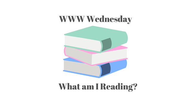Feature Image - Wednesday what am i reading