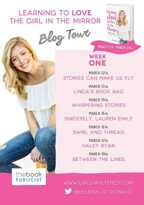Blog Tour Week 1