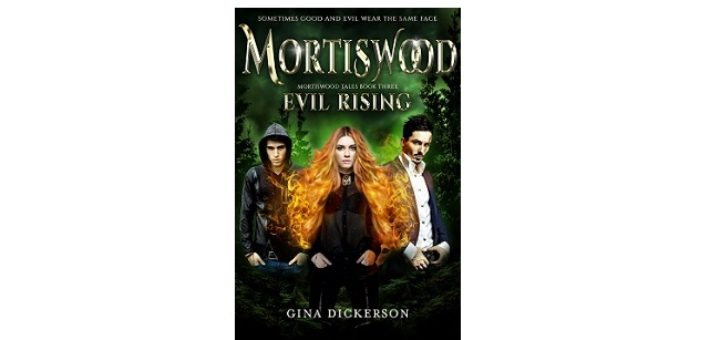 Feature Image - Mortiswood by Gina Dickerson
