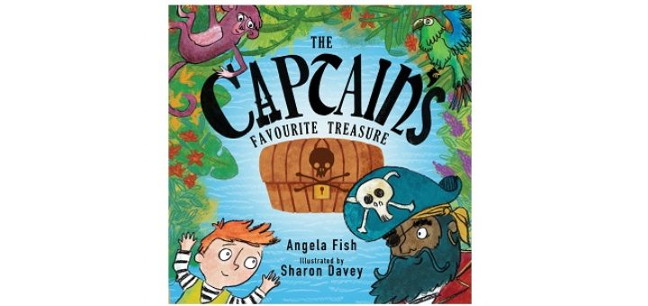 Feature Image - The captains favourite treasure by angela fish