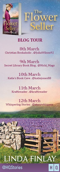 Flower Seller Blog Tour