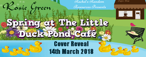 Spring at The Little Duck Pond Café - Cover Reveal
