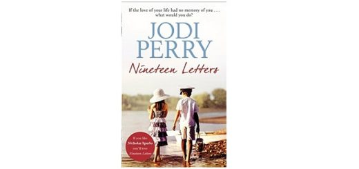 Feature Image - Nineteen Letters by Jodi Perry