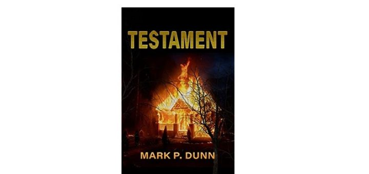 Feature Image - Testament by Mark P Dunn