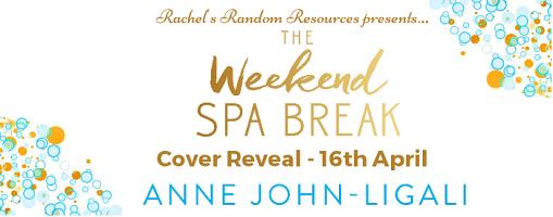 The Weekend Spa Break Cover Reveal