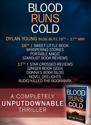Blood Runs Cold - Blog Tour