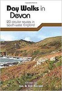 Day Walks in Devon by Jen Benson