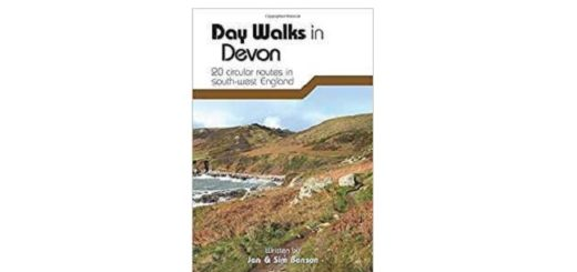 Feature Image - Day Walks in Devon by Jen Benson