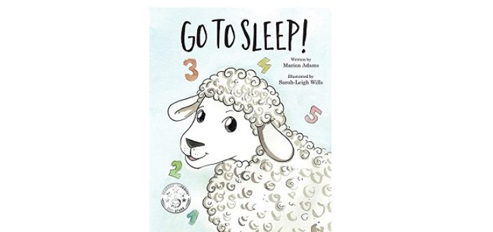 Feature Image - Go to Sleep by Marion Adams