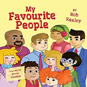 My Favourite People by Rob Keeley