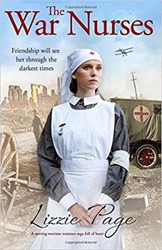The War Nurses by Lizzie Page